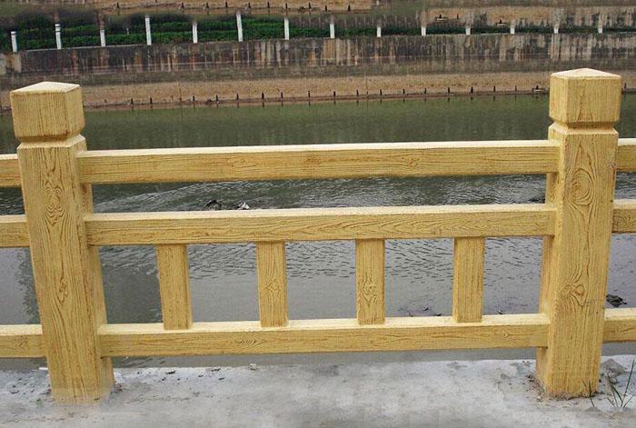 桂林manbetx万博官方下载水泥栏杆